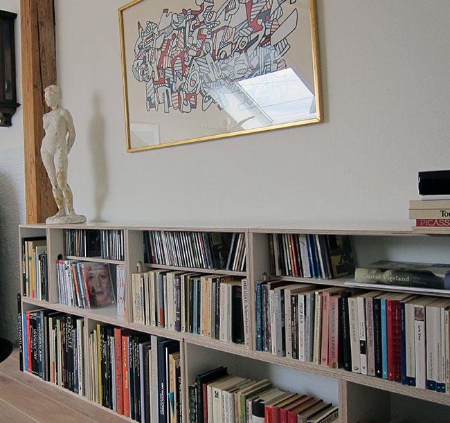 Estanterias originales de pared gallery of estante pared para habitacion juvenil mueble en - Estanterias diseno pared ...