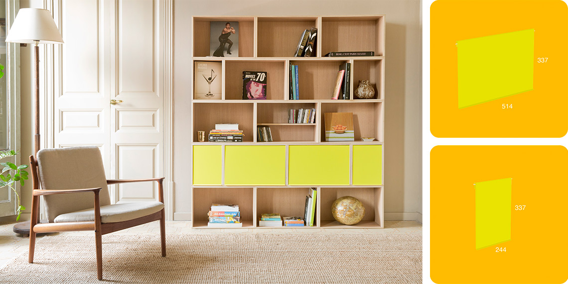 BrickBox yellow