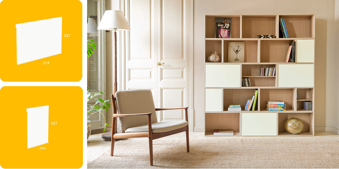 BrickBox white