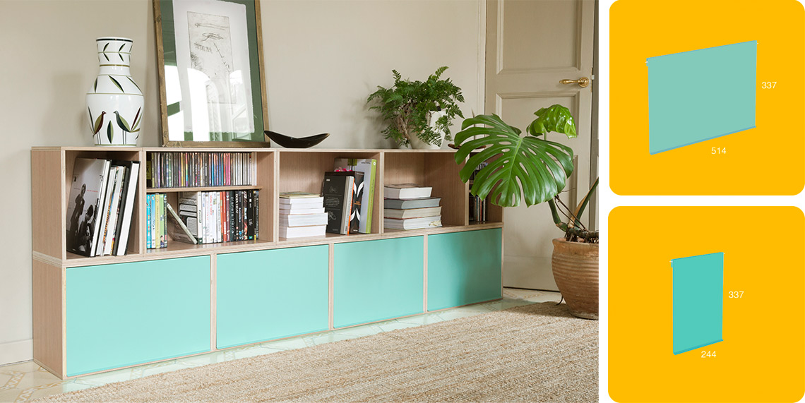 BrickBox green