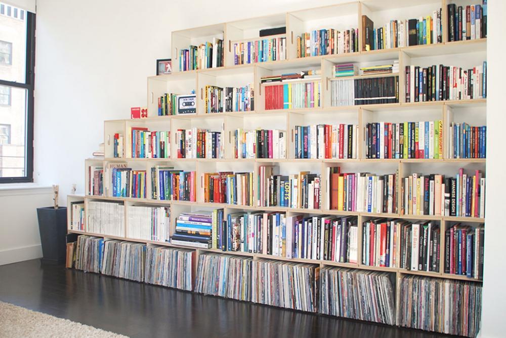 Dise o brickbox estanterias librerias modulares - Estanteria de diseno ...