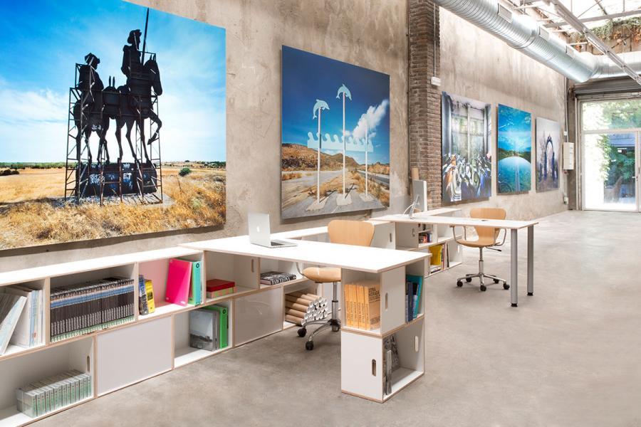 Büromöbel | Brickbox - Regale, modulare Bibliotheken