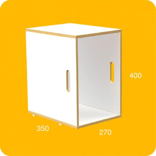 BrickBox Pequeña tamaño XL para esquinas