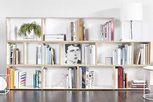 Mueble modular fabricado en España. Pago flexible en tres cuotas diferentes.